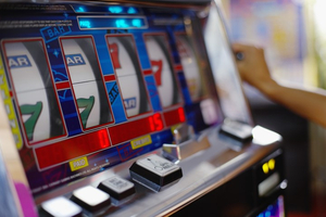 spielautomat einarmiger bandit slot machine